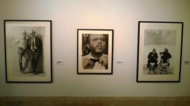 Exposición Terry O'Neill Biblioteca