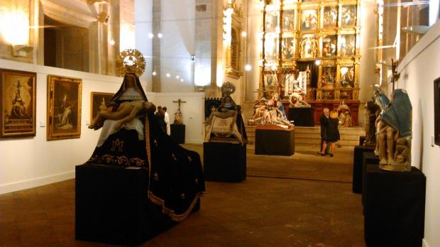 Exposición Pietas en La Encarnación de Zamora