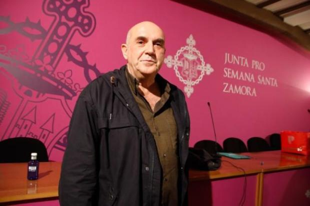 Miguel Ángel Regueras. Foto: José Luis Fernández (La Opinión de Zamora)