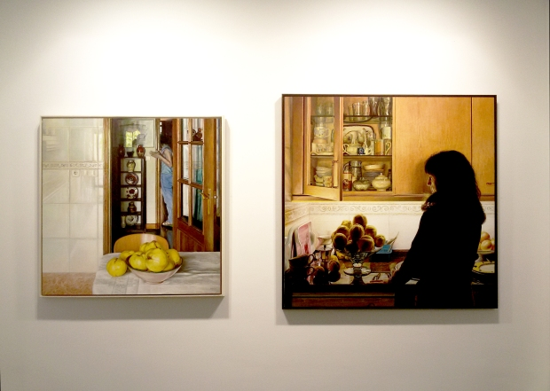 """Pinturas"". Juan Manuel Báez Mezquita. Espacio36"