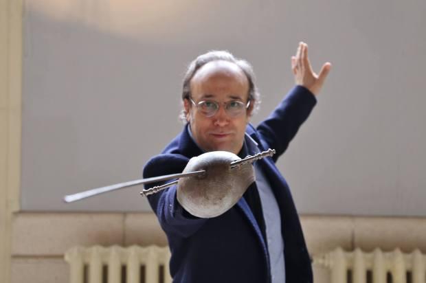 Daniel Pérez, dramaturgo y director del Teatro Principal de Zamora. Ana Arias.