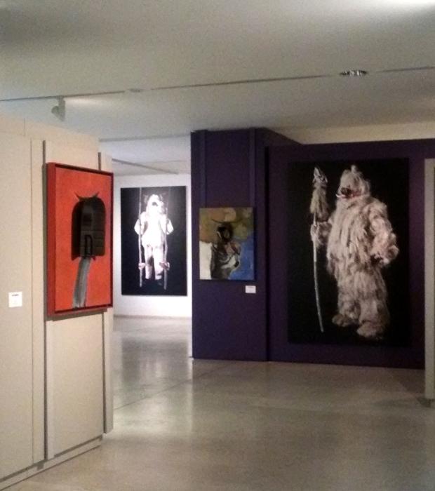 """""""Mi tatuaje es la tierra"""" en la colección permanente del Museo Etnográfico. Zamora"""